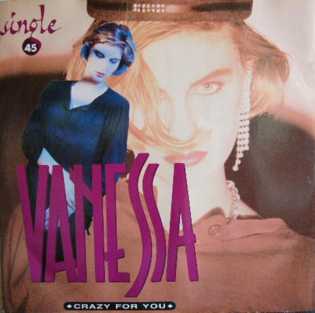 Vanessa - Crazy For You (Extended Version) - 8 - iventi.nu