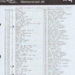 1986-08-23 Haagse Flisende 50
