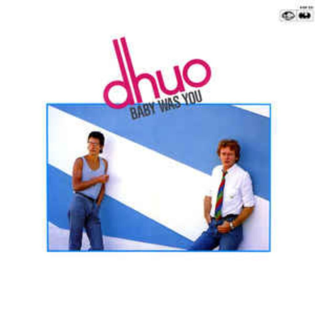 Dhuo - The Baby Was You (12inch) - 0 - italodisco.net