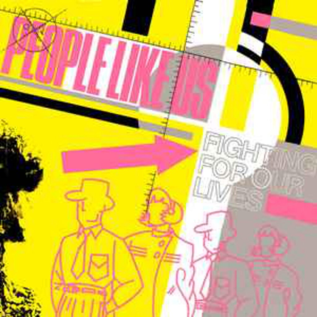 People Like Us - Fighting For Our Lives - 0 - italodisco.net