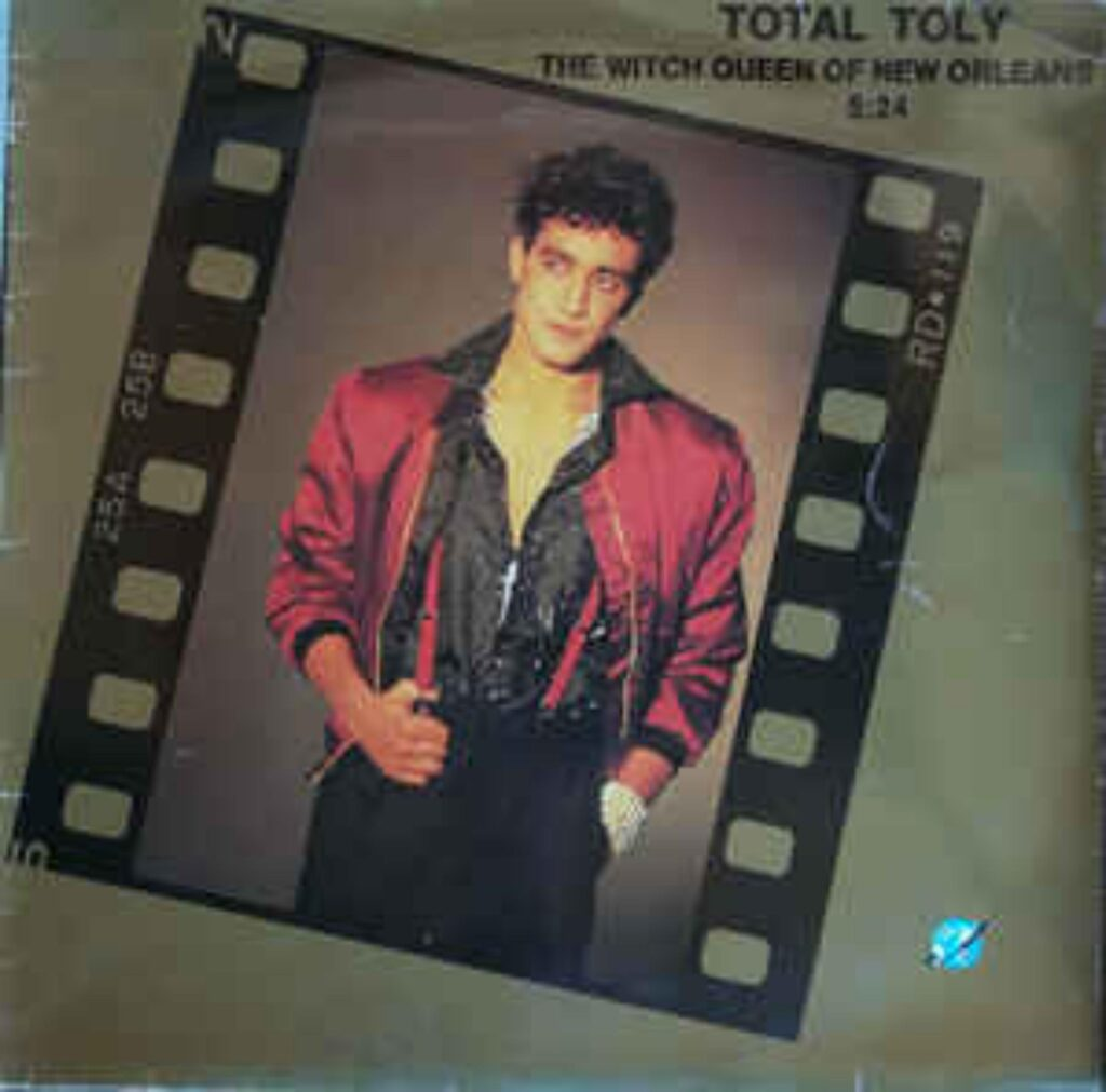 Total Toly - The Witch Queen Of New Orleans - 0 - italodisco.net