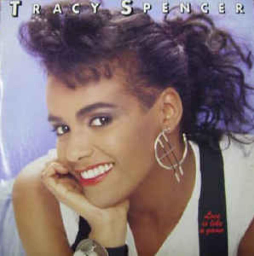 Tracy Spencer - Love Is Like A Game - 0 - italodisco.net